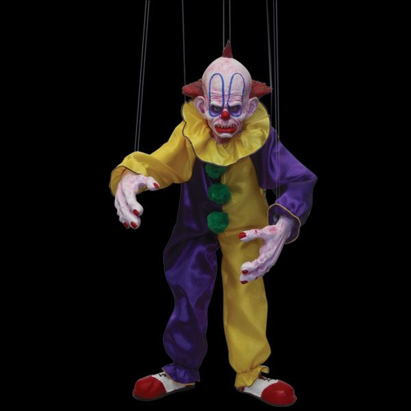 "HALLOWEEN-Horror-Scary-KILLER CLOWN /""IT/"" Fancy Dress Costume TEEN-XXXXL"