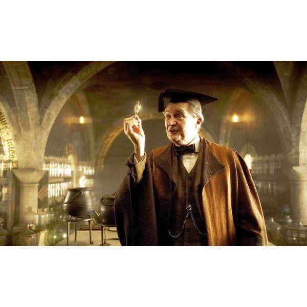 The Strange Horace Slughorn Liked On Polyvore Featuring Harry Potter Hogwarts And Harry Potter Pictures Hogwarts Staff Harry Potter Pictures Harry Potter