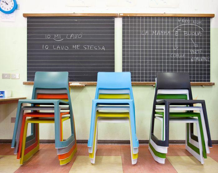 Vitra sedie ~ Vitra tip ton sedia dinamica a dondolo di edward barber jay
