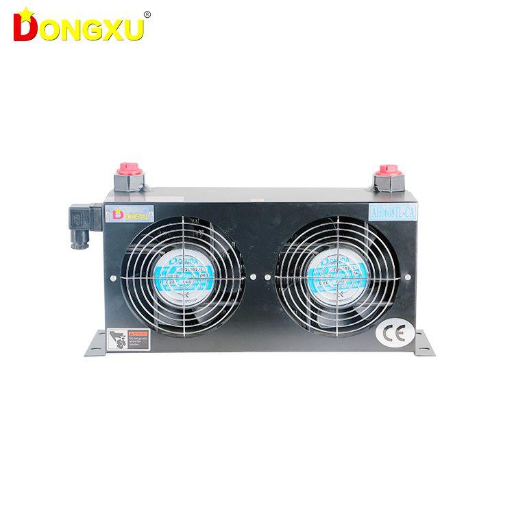 China Dongxu Hydraulic Oil Cooler Model No Ah0608tl Ca Type Oil
