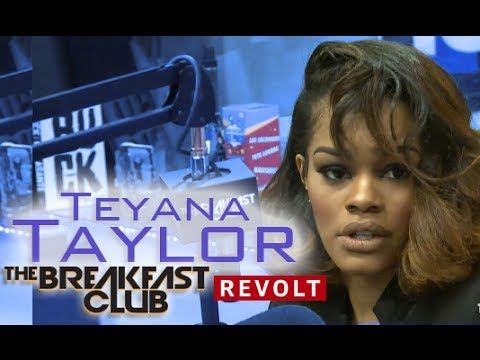 Teyana Taylor Clears the Air on Brandon Jennings Breakup, Rihanna and her endorsement deal, Music and More.
