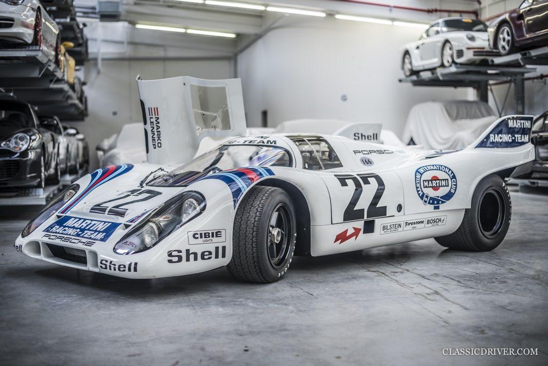 This Le Mans-winning Porsche 917 was a one-hit wonder   Classic Driver Magazine