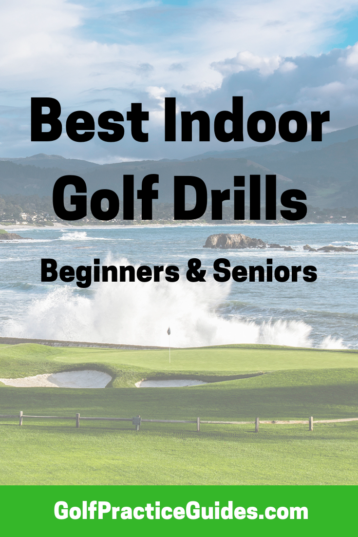 Indoor Golf Drills For Seniors Golf Drills Golf Lessons Golf Techniques