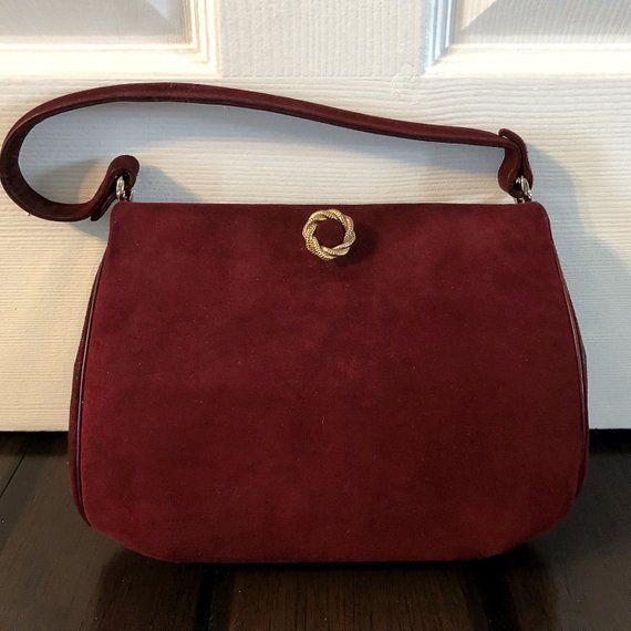 471ef51dc42b Vintage burgundy