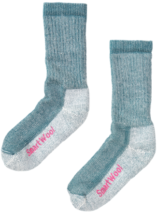 The All Purpose Three Season Hike Medium Crew Socks From Smartwool Are Designed For Rugged Day Hikes Or Moderate Backpacking Hiking Women Crew Socks Socks