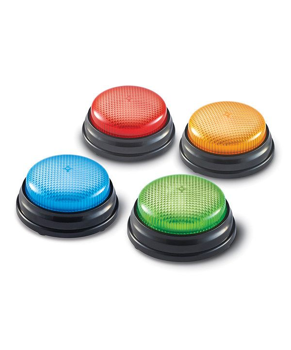 Take a look at this Lights & Sounds Buzzer Set on zulily today!
