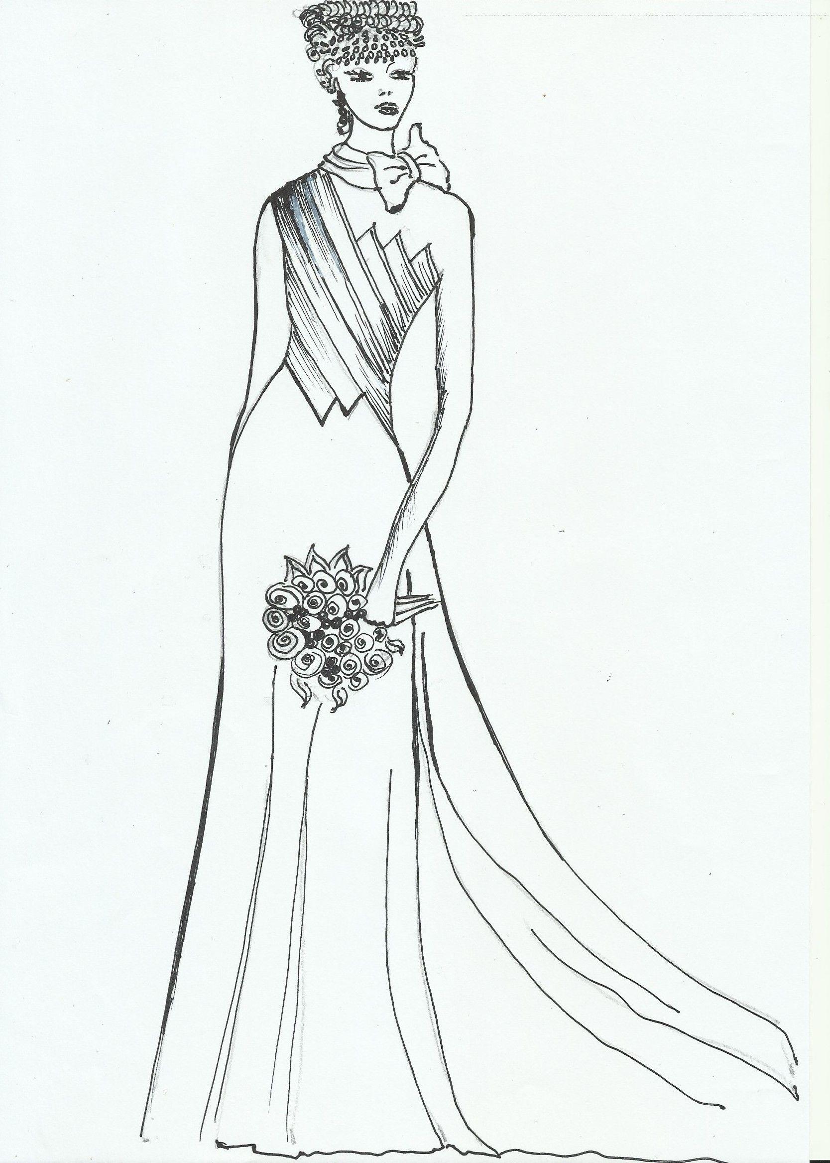 c856ba987cdc Cartamodello sposa