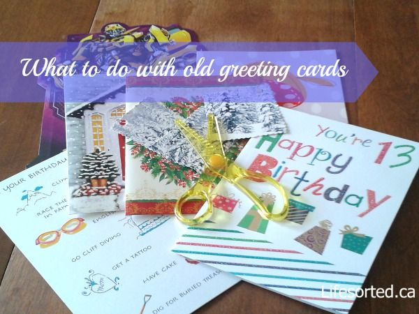what to do with old greeting cards cardjdi org
