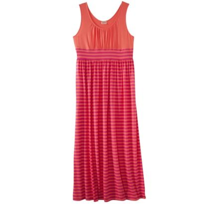 Mossimo sleeveless maxi dress