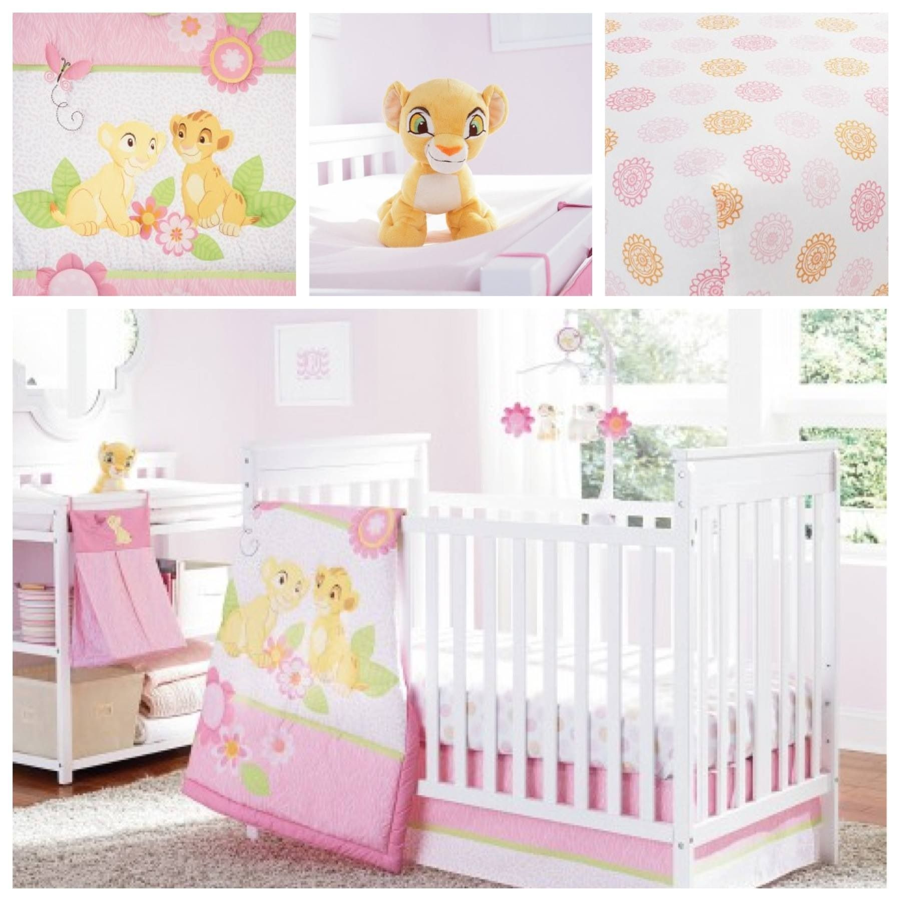 Lion King Decor For Baby S Room Available At Toys R Us This Is Def Our Baby S Room If Its A Girl Kri Baby Room Themes Baby Nursery Themes Disney Baby Rooms