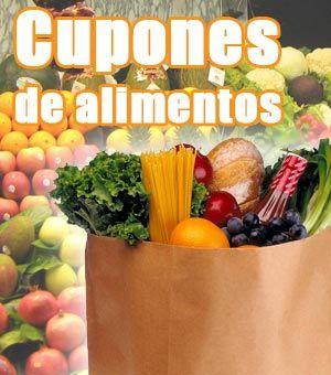 Como Conseguir Cupones De Alimentos Cupones Para Comida Por Internet Cupones De Alimentos Alimentos Comida