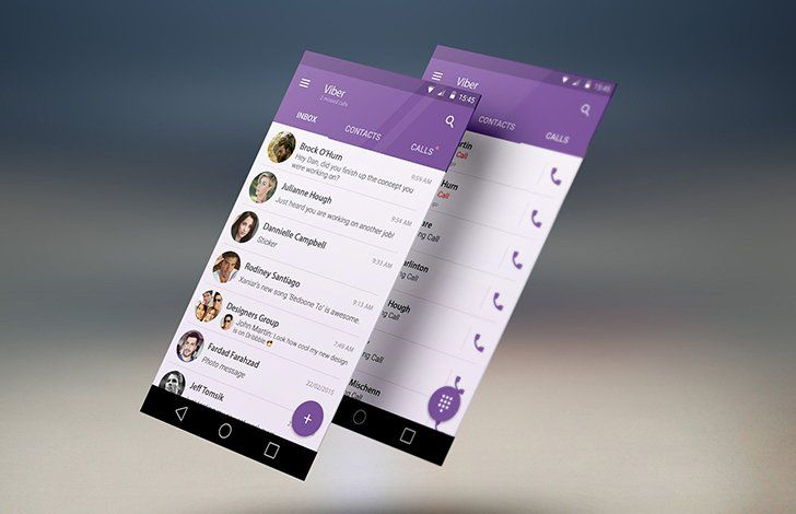 Viber App App, Messages, Communication