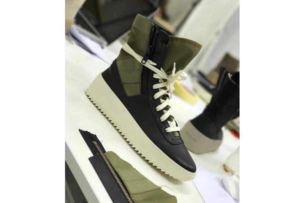 Fear of God Jungle Sneaker Teaser