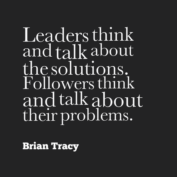 Can Leaders Be Followers?