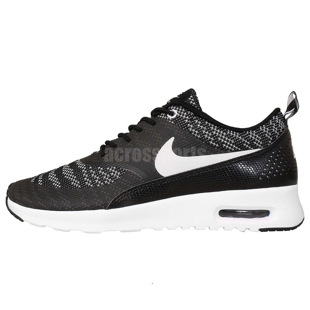 great fit 429c9 5e769 ... low price nike wmns air max thea kjcrd jacquard black womens running  shoes 718646 001 http
