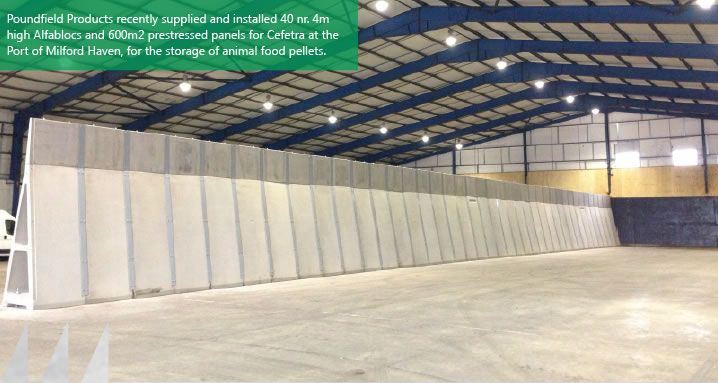 Concrete Products Precast Concrete Concrete Retaining Walls Retaining Wall