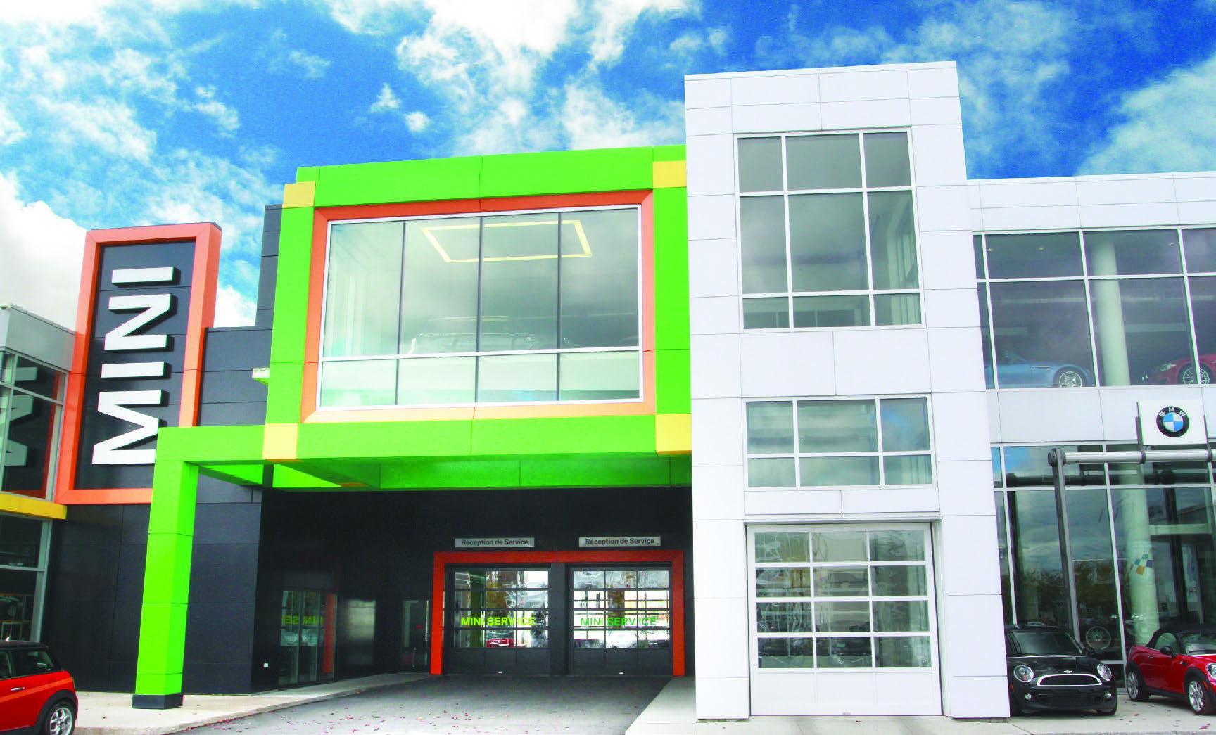 Des Portes De Garage Modernes Et Colorees Modern And Colorful