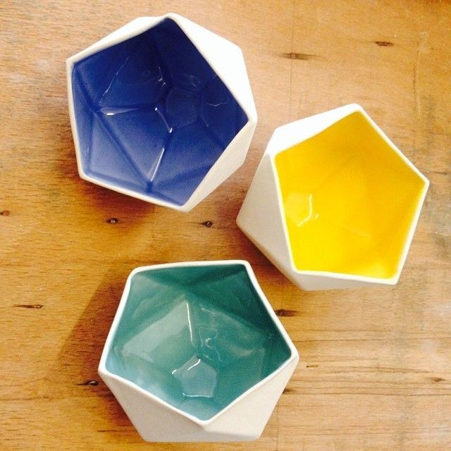 Yeni renkleriyle Mini-Pentagon! Mini-Pentagon's new colours arrived! #pentagon #porcelain #design #color #winteredition