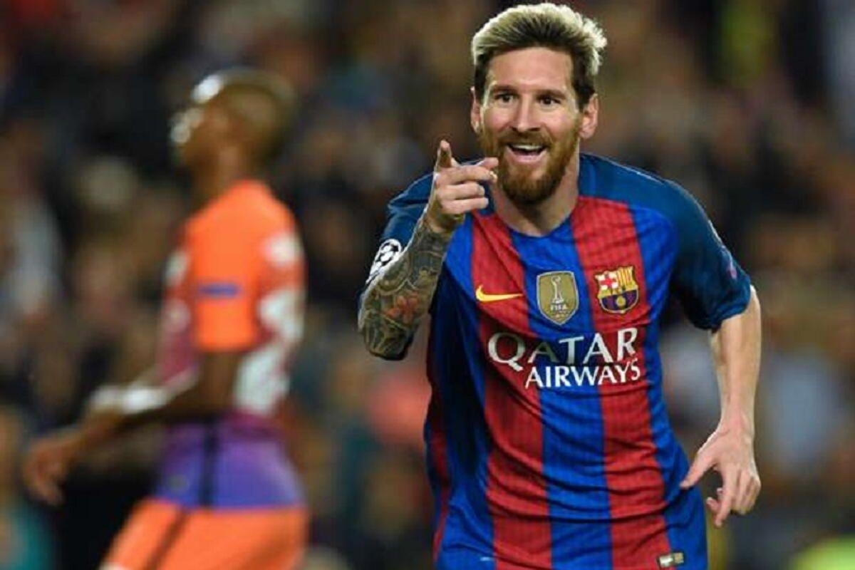 Luis Enrique In the Dark Over Potential Messi Move   Messi ...