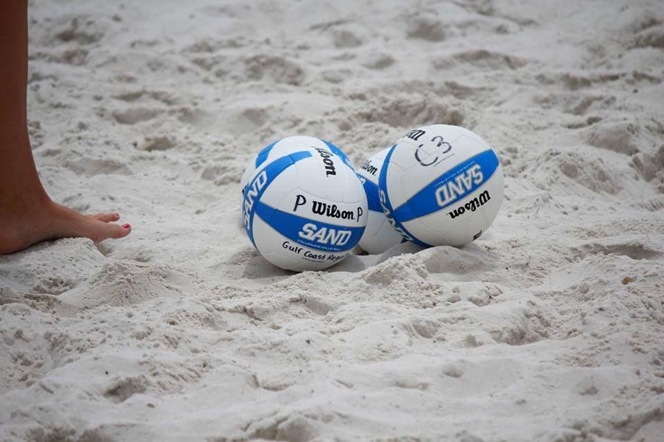 The Gulf Coast Region Usa Volleyball Beach Series Tournament Usa Volleyball Gulf Coast Volleyball