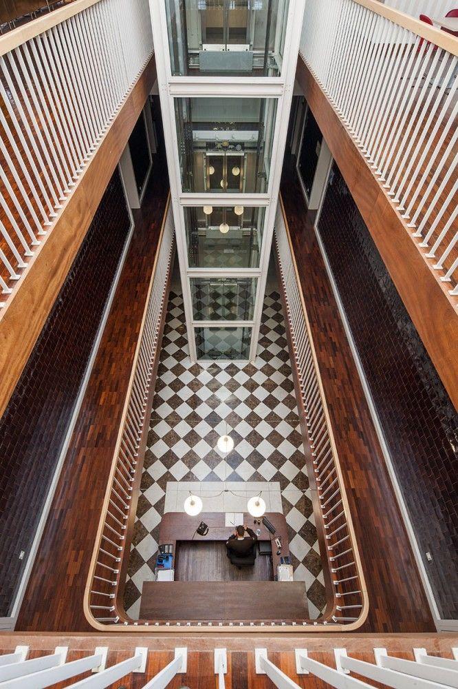 Reabilitação do Palacete do Relógio / Alexandre Marques Pereira Arquitectura
