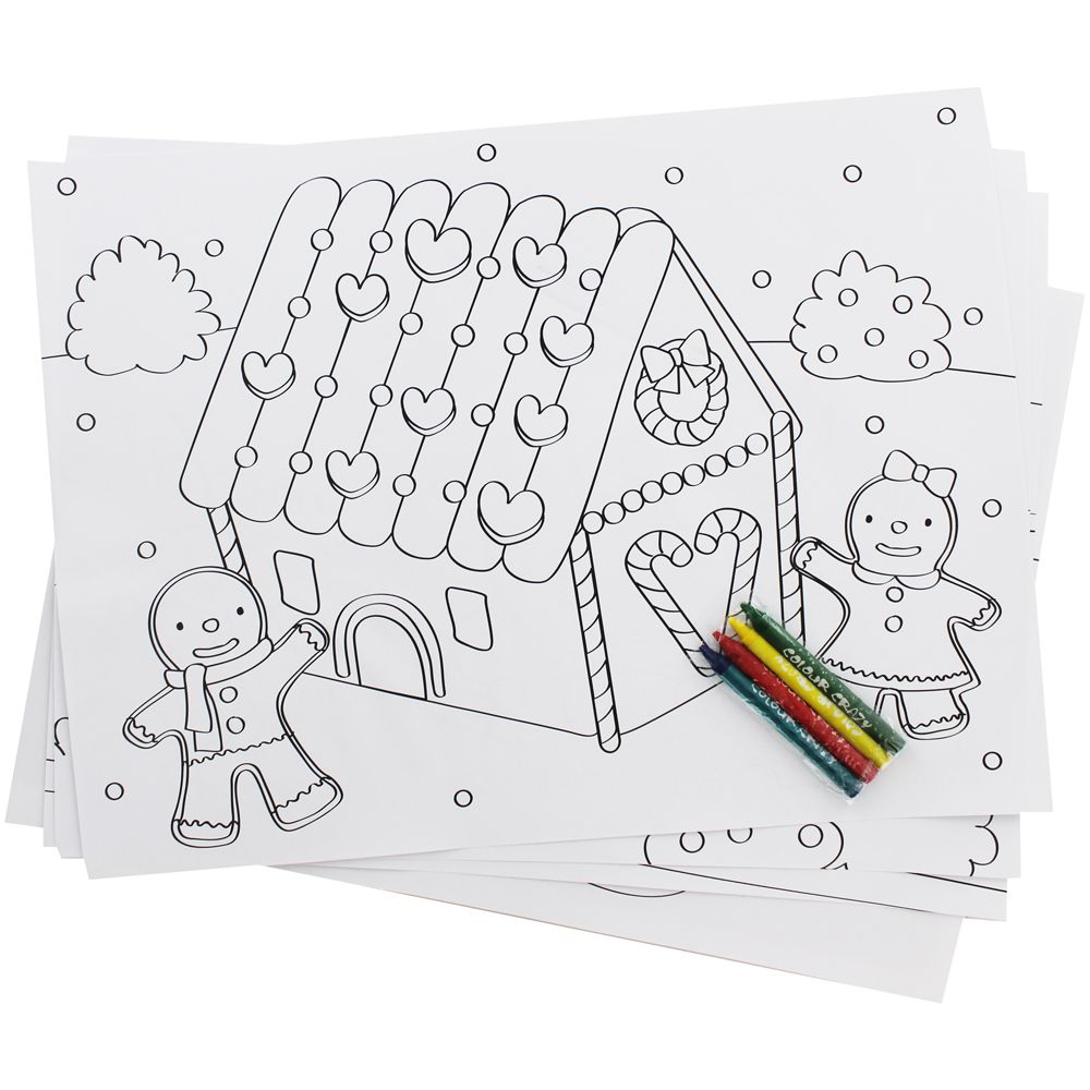 Colour Your Own Christmas Placemats Christmas Crafts For Kids Christmas Placemats Christmas Crafts For Kids Crafts For Kids