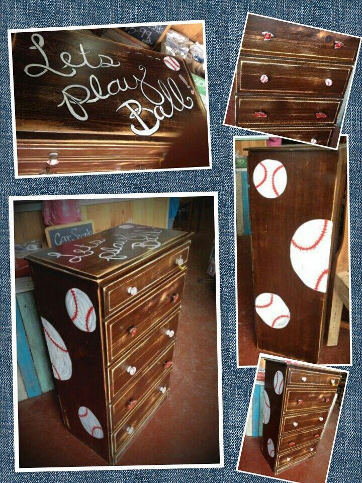 Best Baseball Themed Dresser Homerun Www 400 x 300