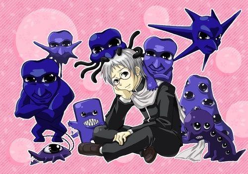 Ao Oni By Swrainbowdash5467 On Deviantart Creepy Games Rpg