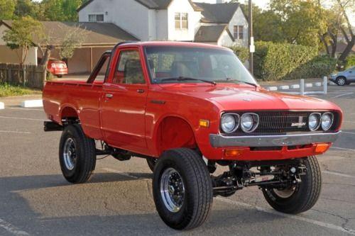 1975 datsun pickup truck