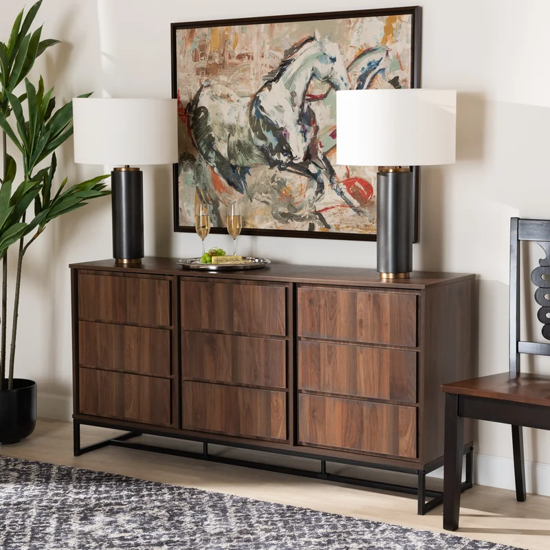 Elsia 59 1 Wide Sideboard In 2021, What Size Sideboard For Dining Room