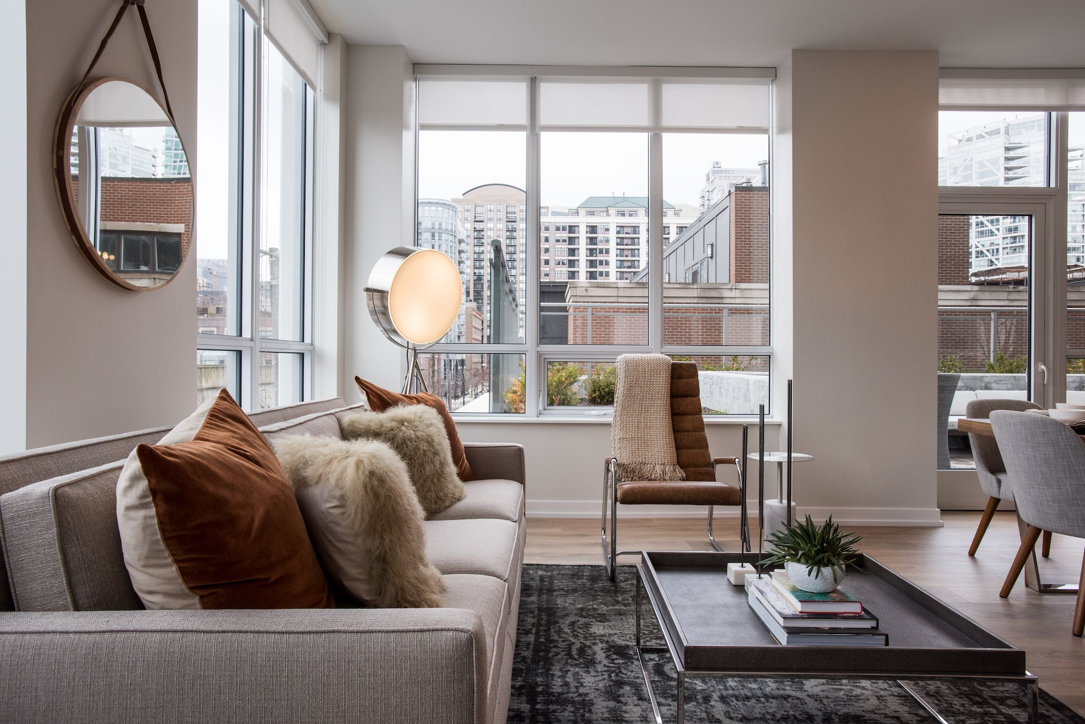 Inside The Hudson River North's latest luxury apartment
