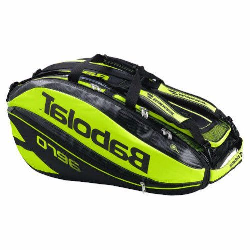 The Pure Aero 12 Pack Bag Has All Bells And Whistles That Any Serious Tennis