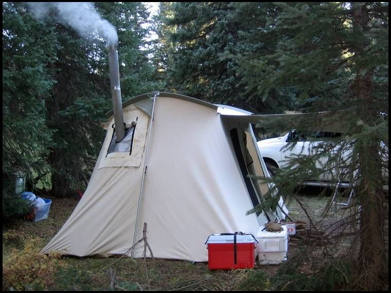 Free Shipping and Low Price Guarantee  A good canvas tent is