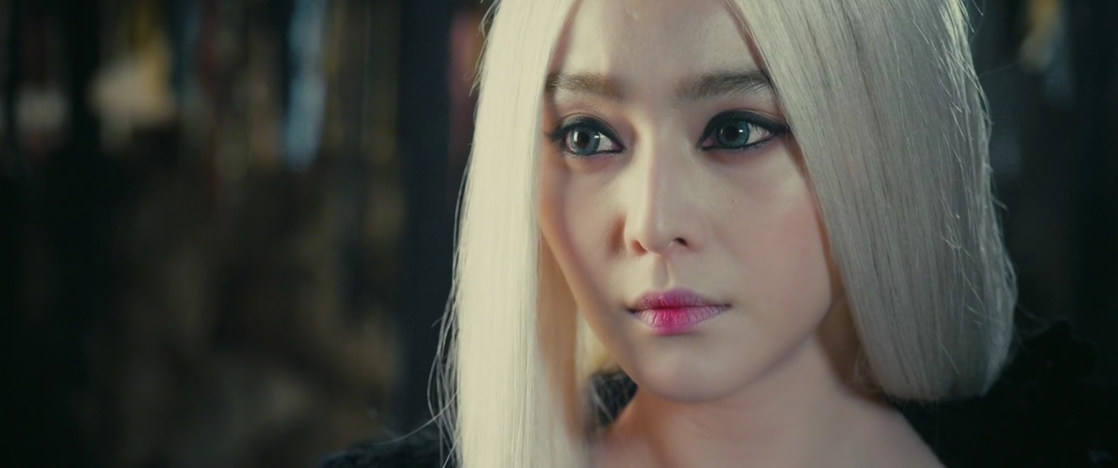Fan Bingbing - The White Haired Witch of Lunar Kingdom (2014)
