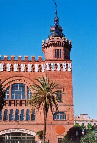 Parc de la Ciutadella   Barcelona - Espanha