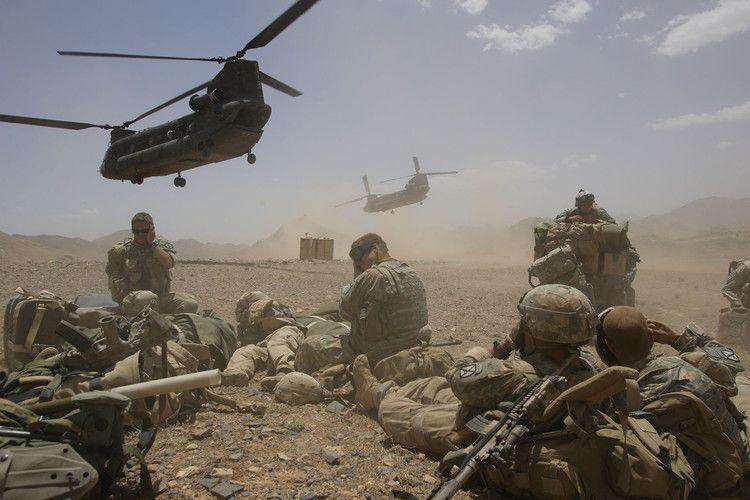 U S And Taliban Edge Toward Deal To End America S Longest War The New York Times Afghanistan War Afghanistan War