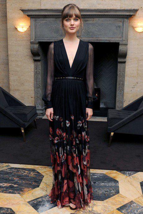 2012 New Stars Chloe Moretz Lizzie Olsen Zoe Kazan Fashion Style Celebrity Style