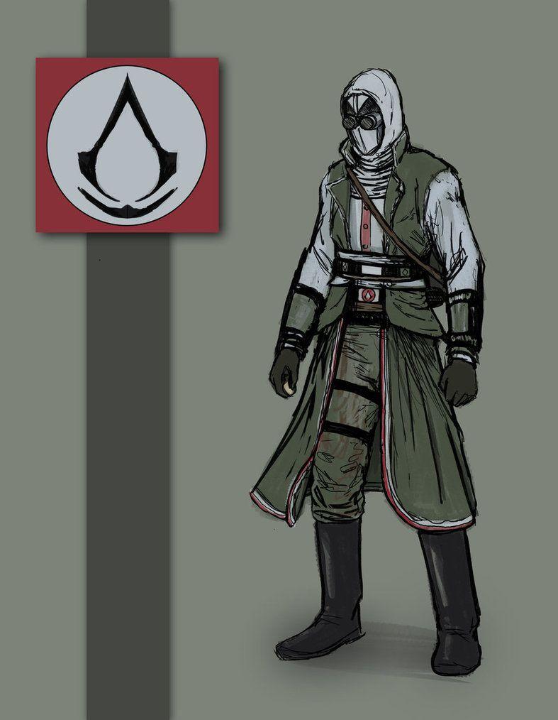 German Assassin By Admiraljcb Assassin S Creed Assassins Creed Art Assassins Creed Ii