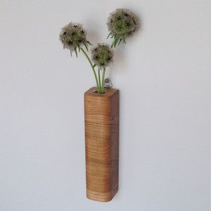 Round Wall Petite Vase Cherry now featured on Fab.