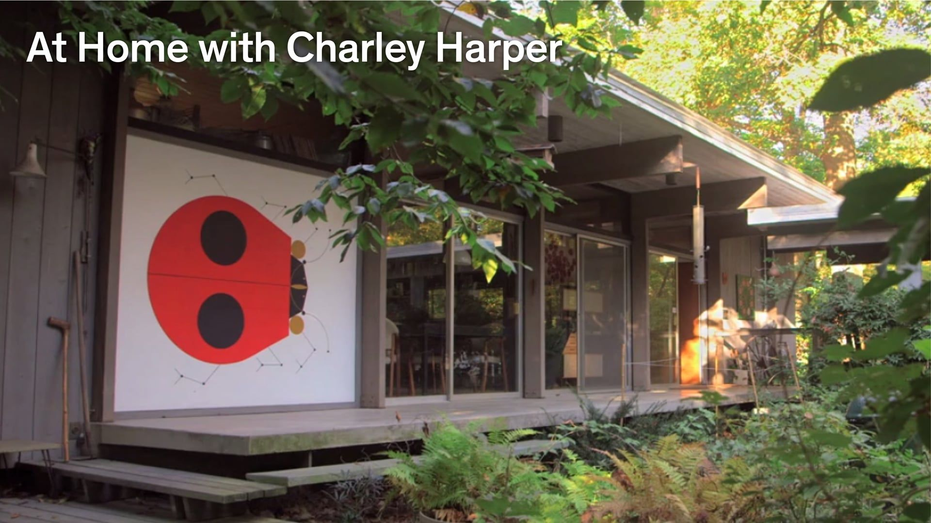 Designtex Stories: At Home with Charley Harper