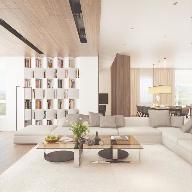 51 Luxury Living Rooms And Tips You Could Use From Them: Modern Home & Garden Interior @mk_interior_idea Colorful
