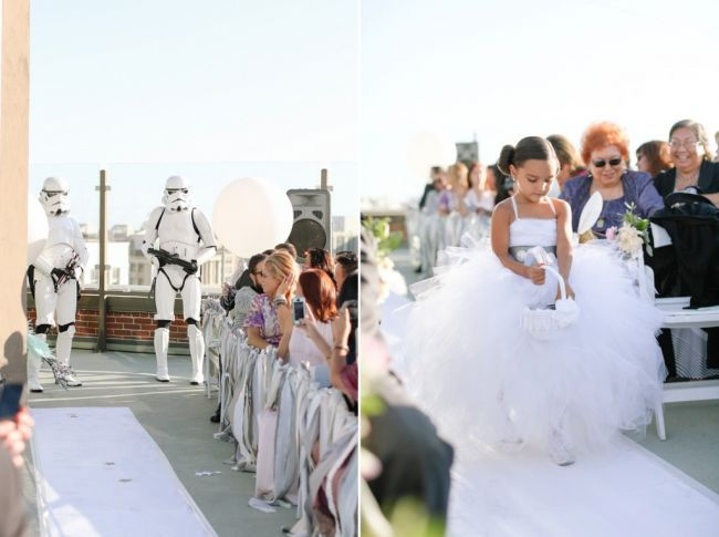 Real Wedding Una Boda Al Más Puro Estilo De Star Wars Cacá Santoro Photography