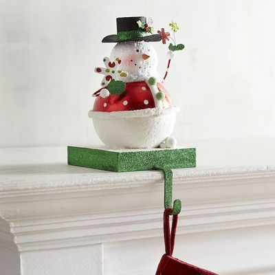 Snowman Stocking Holder Pier 1 Imports