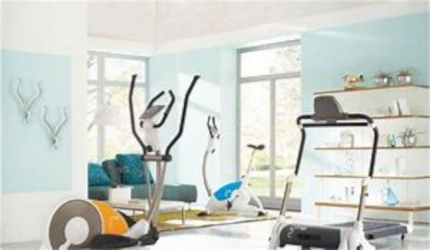 42 Stunning Home Gym Decoration Ideas | Decoration and Room