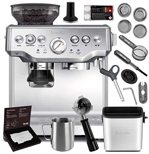 8 Best Breville Espresso Machine 2020 Updated List In 2020 Breville Espresso Machine Espresso Machine Breville Espresso