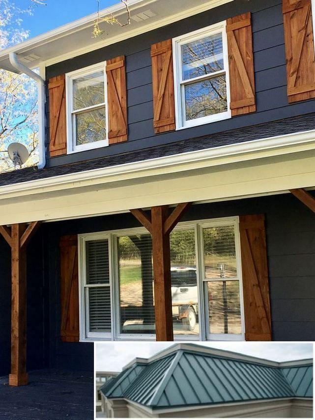 15+ Amazing Cottage House Exterior Design Ideas - lmolnar -   16 diy House exterior ideas