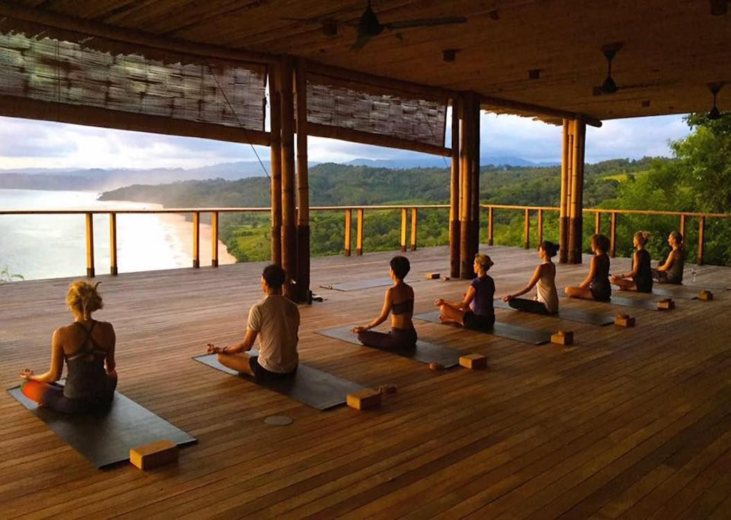 6 Yoga Wellness Retreats To Relax Renew In Fall 2018 Bali Yoga Retreat Yoga Retreat Yoga Place