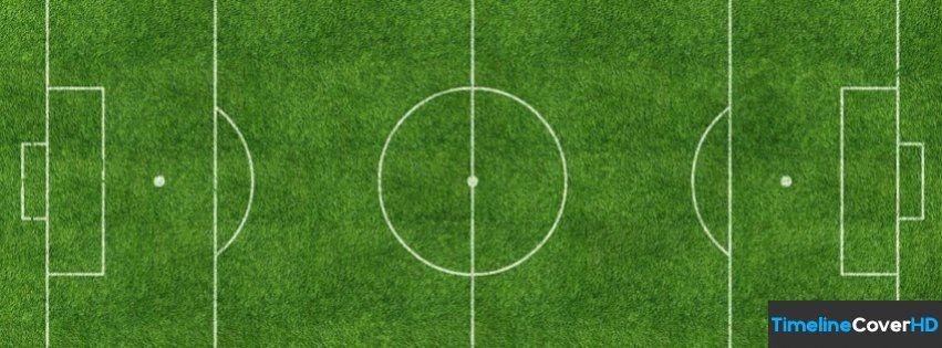 Soccer Field Facebook Cover Timeline Banner For Fb