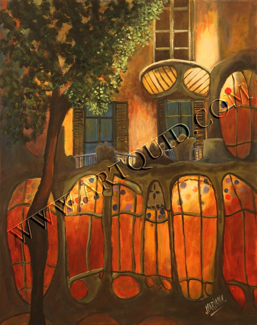 Gaudi Barcelona Gaudi Art Gaudi Barcelona Gaudi Architecture