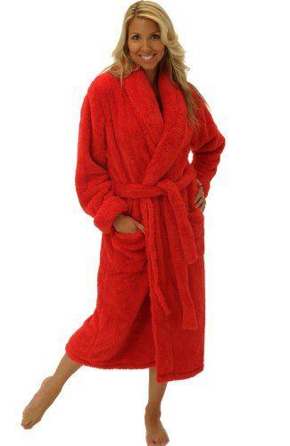 62f07ecb86 Del Rossa Women s Super Plush Microfiber Fleece Bathrobe Robe - Listing  price   89.99 Now   59.99 + Free Shipping